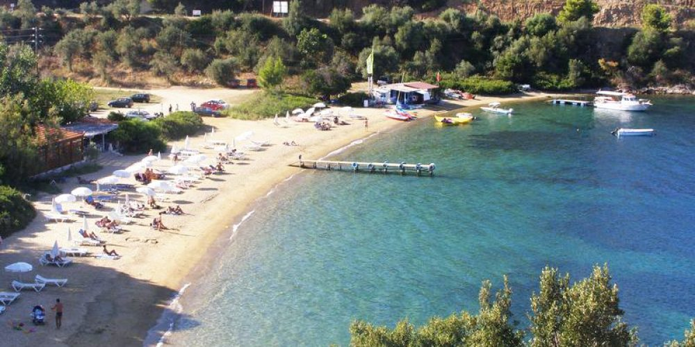 A small one day cruise to the island of Skiathos